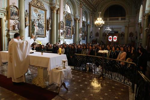 Eucaristía día de la Madre