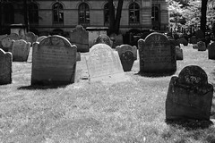 King's Chapel Burying Ground 5/9/18 #boston #cemetery #historic