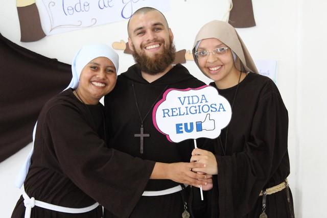 Encontro Vocacional em Florianópolis/SC