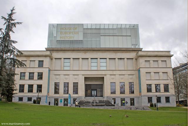 Casa della Storia Europea
