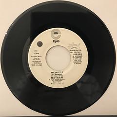 JOE BATAAN:THE BOTTLE(LA BOTELLA)(RECORD SIDE-A)