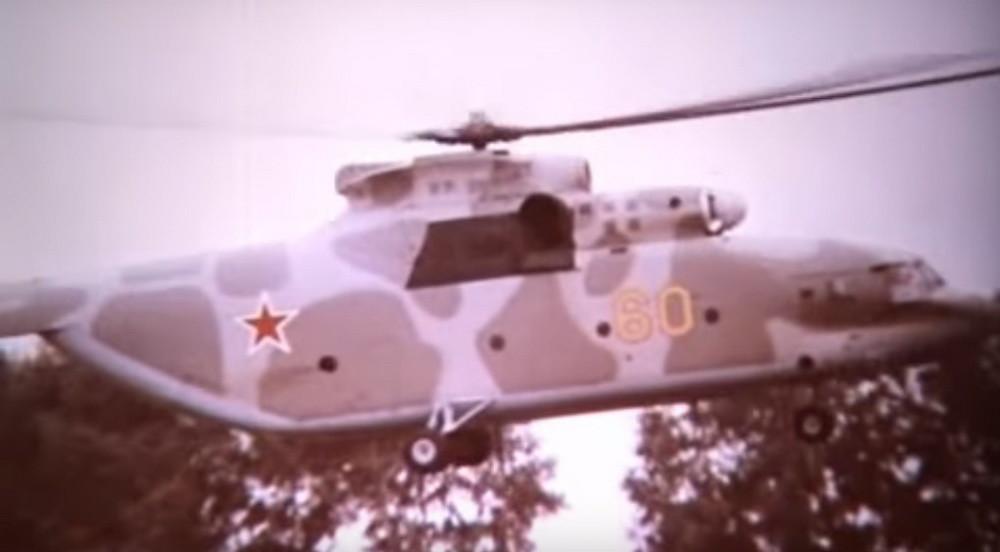 Ми-26 Чернобыль