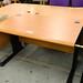 Cherry study desk E85
