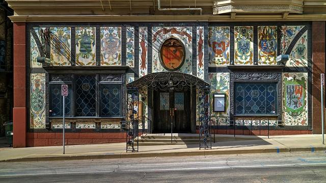 Karl Ratzsch restaurant (now closed)