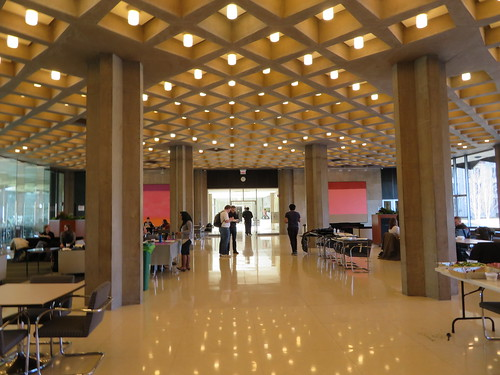 University of Chicago Law School Cafeteria