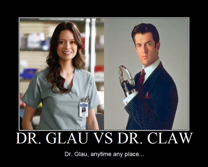 Summer Glau Dr claw