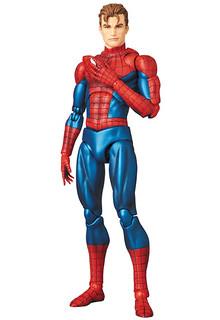「新增頭雕配件官圖」令人懷念的漫畫大眼造型!! MAFEX Marvel Comics【蜘蛛人(漫畫Ver.)】SPIDER-MAN(COMIC Ver.)