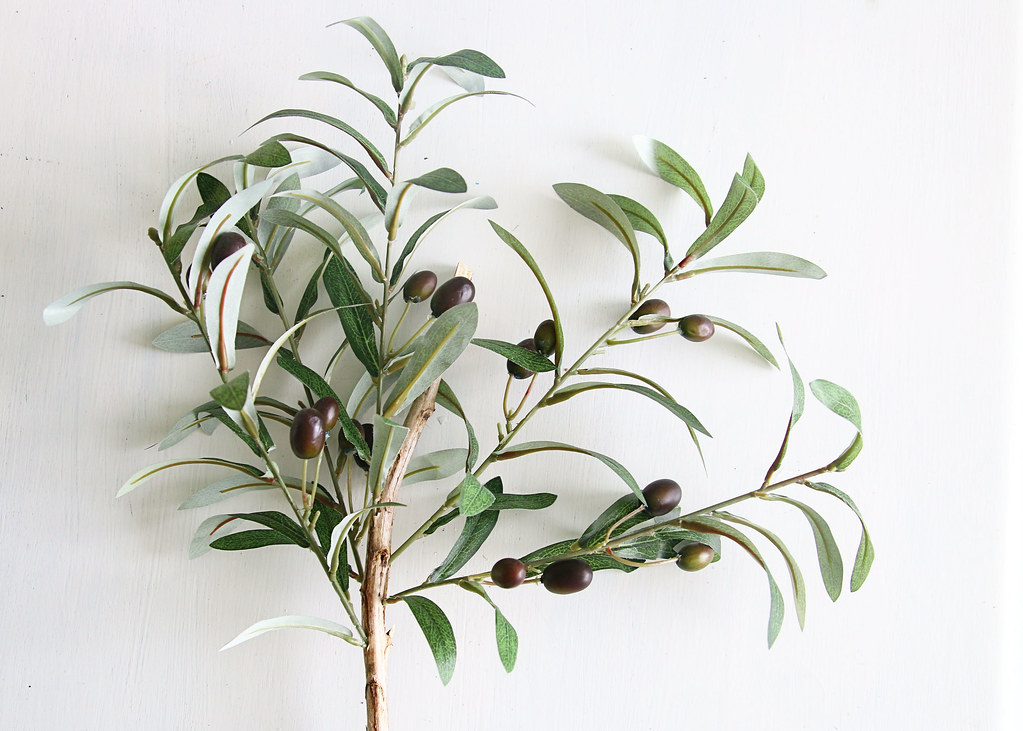 Olive Branch Topiary