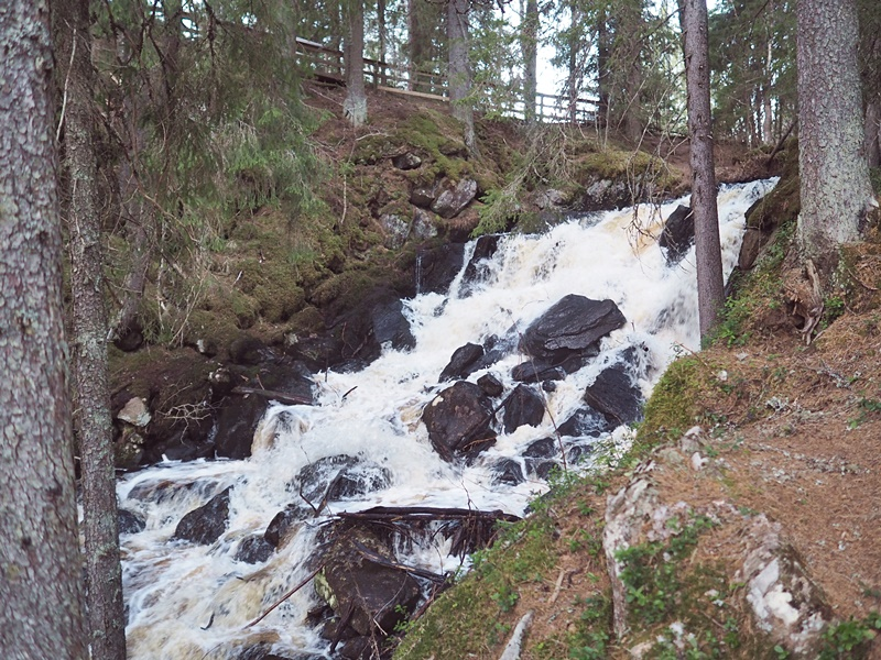 korkeakoski finland nature