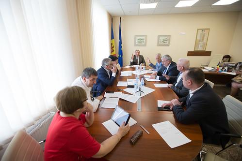 16.05.2018 Şedinţa Comisiei cultură, educaţie, cercetare, tineret, sport şi mass-media