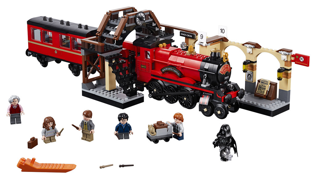 75955 Harry Potter Hogwarts Express Full