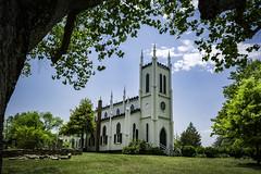 Waddell Memorial Presbyterian Church in Rapidan Virginia 1874