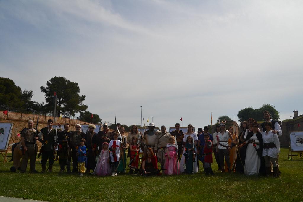 V Tirada Medieval - 21/05/2018 - clubarcmontjuic - Flickr