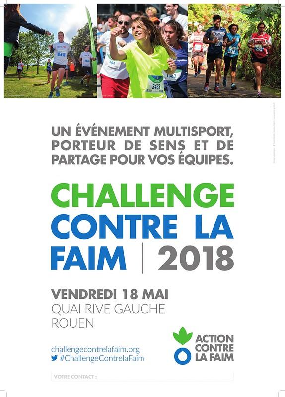 Challenge contre la Faim à Rouen (2ème édition)