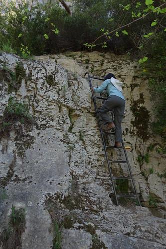 Walking Les Gorges de Véroncle - Gordes, France