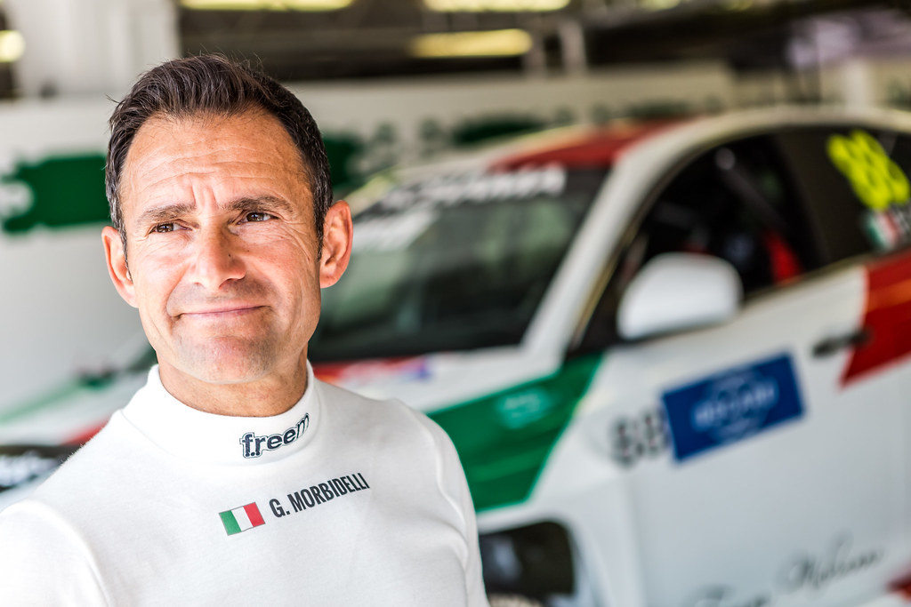 MORBIDELLI Gianni (ITA), Team Mulsanne, Alfa Romeo Giulietta TCR, portrait during the 2018 FIA WTCR World Touring Car cup, Race of Hungary at hungaroring, Budapest from april 27 to 29 - Photo Thomas Fenetre / DPPI