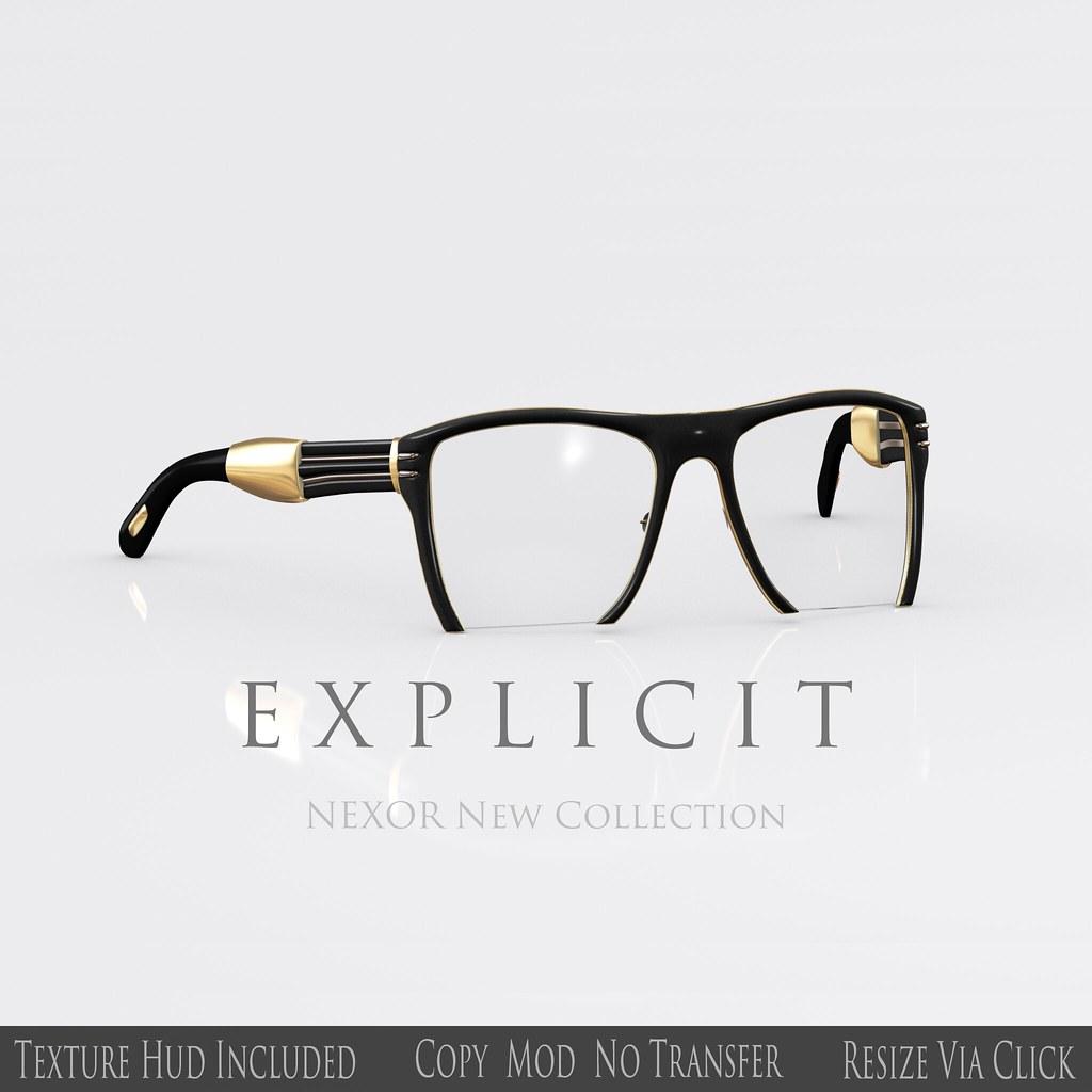 NEXOR - Explicit Shadez - Ad - TeleportHub.com Live!