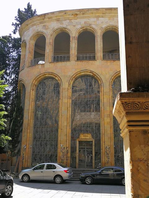 Tbilisi architecture