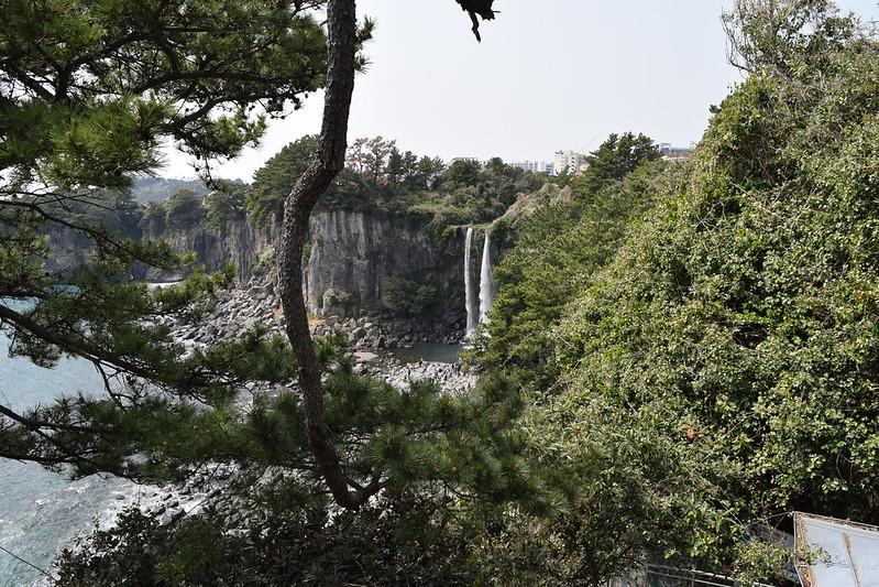 Jeongbang Falls (2)