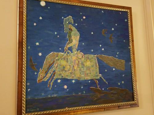 Uzbek Painting