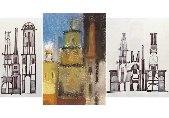 Eric Strauss個展「Building Journeys」を開催します