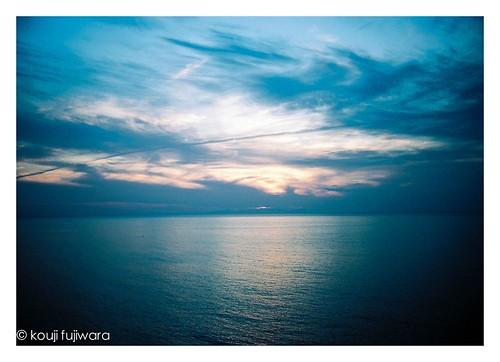 sea seascape magichour dusk sunset fineart fine art orympus orympuspenf pen penf angeniuex m42