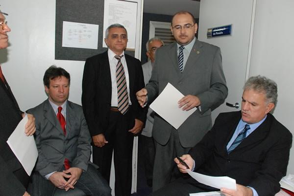 Sindjustiça em defesa da LOA na Assembleia - 22/12/2011