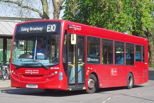 RATP London United SDE20286