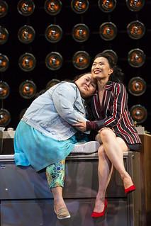 Carmen M. Herlihy and Vanessa Kai