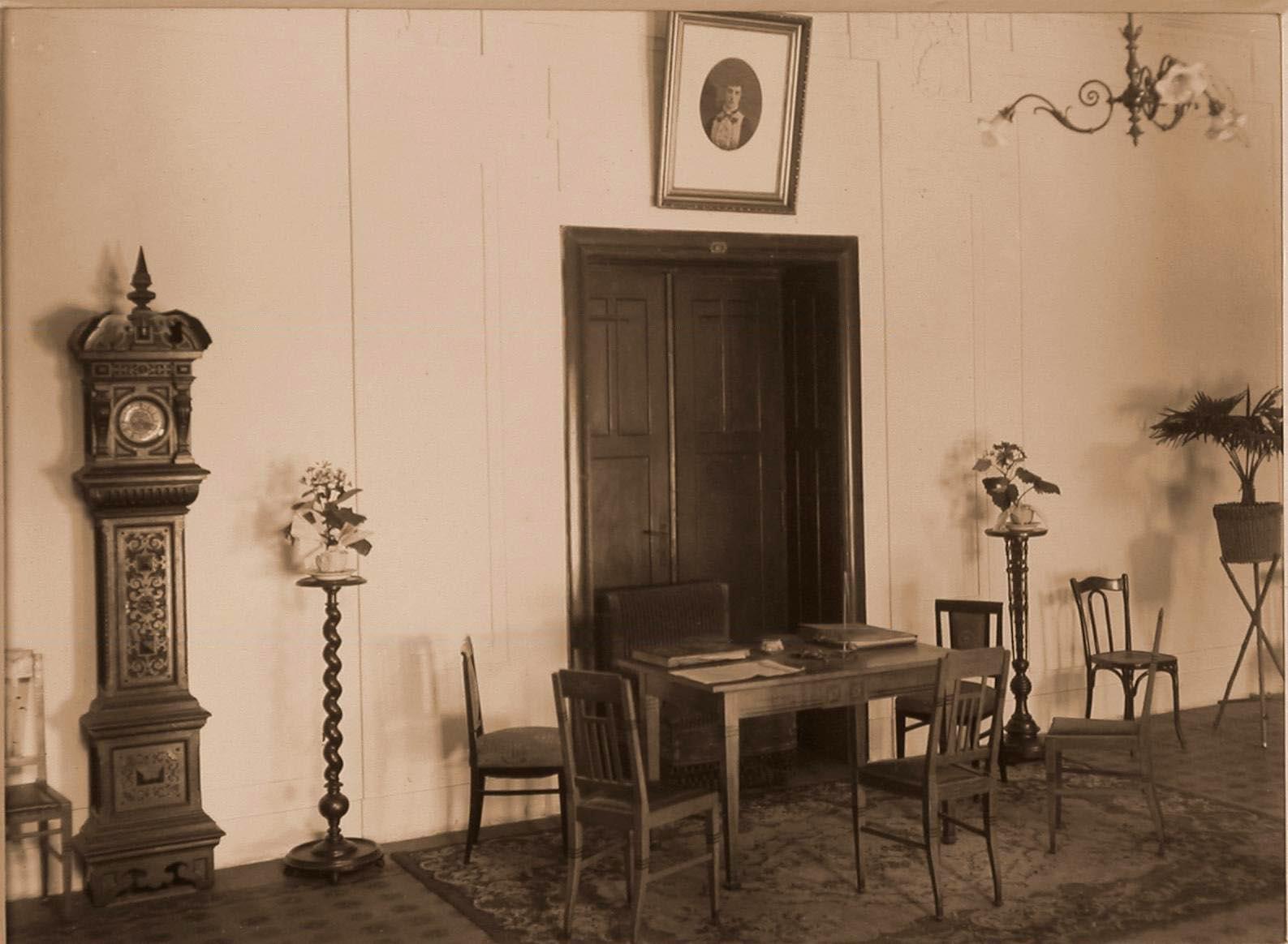 06. Вид приемного кабинета госпиталя