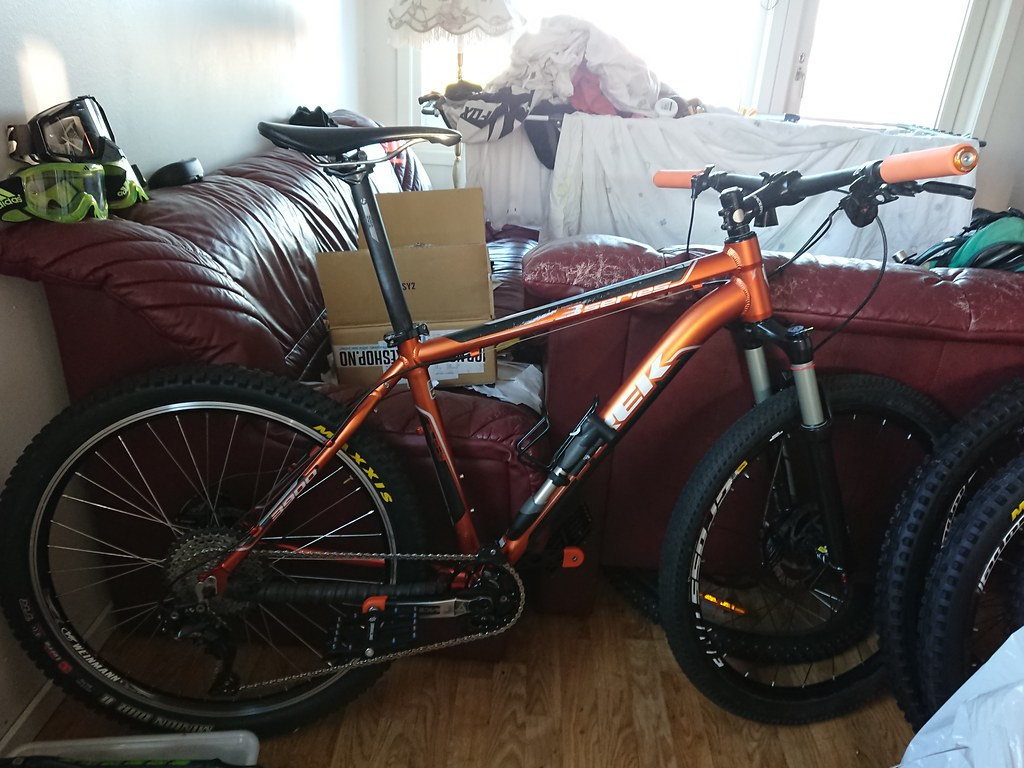 seatpost swap Trek 3900_1900
