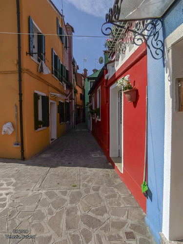 Venezia, Burano 2018