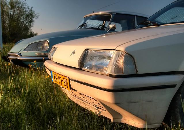 Citroën D Special / BX 19 TRI