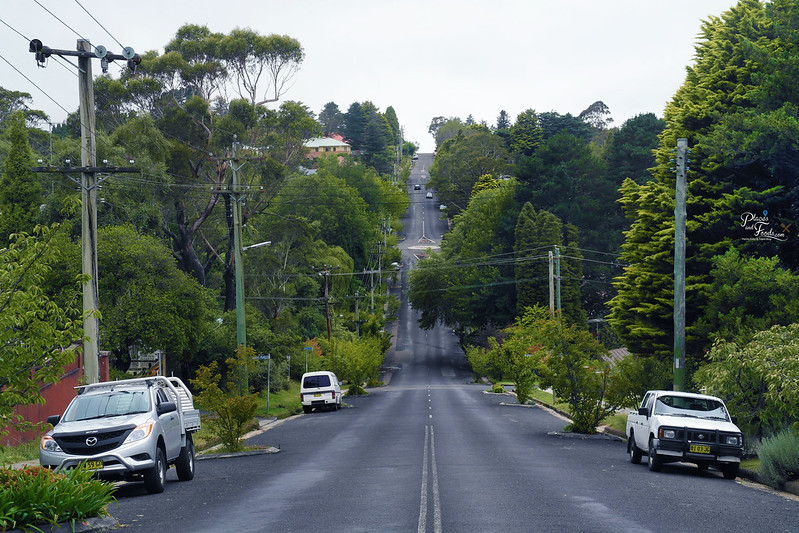blue mountains leura road