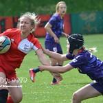 Turniej Mistrzostw Polski Kobiet U16 w Rugby7.