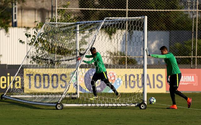 Treino da Seleção Sub-20 no CT do Corinthians - 10/05