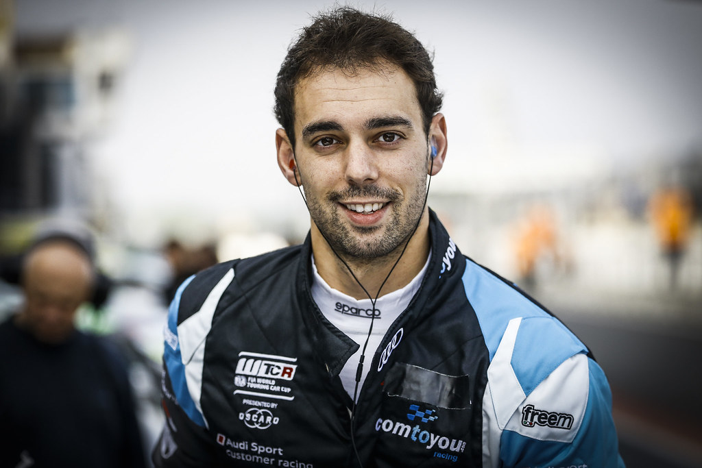 BERTHON Nathanael, (fra), Audi RS3 LMS TCR team Comtoyou Racing, portrait during the 2018 FIA WTCR World Touring Car cup of Zandvoort, Netherlands from May 19 to 21 - Photo Jean Michel Le Meur / DPPI
