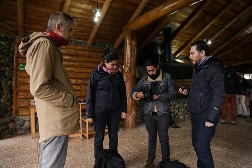 Prácticas Taller Audiovisual Naturaleza Valdivia