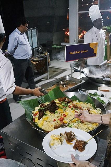 3.Pullman Kuala Lumpur Bangsar- Ramadan Buffet 2018