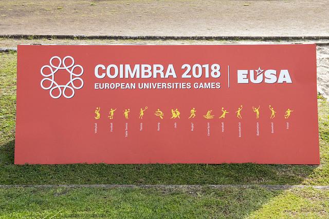 Visita de Ministro da Educação e SEJD ao Estádio Universitário de Coimbra