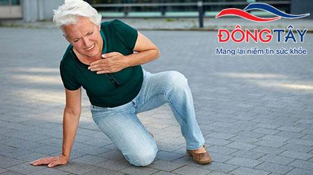 Tỷ lệ phụ nữ gặp phải triệu chứng đau thắt ngực ngày càng gia tăng - cảnh báo sức khoẻ tim mạch bị suy yếu