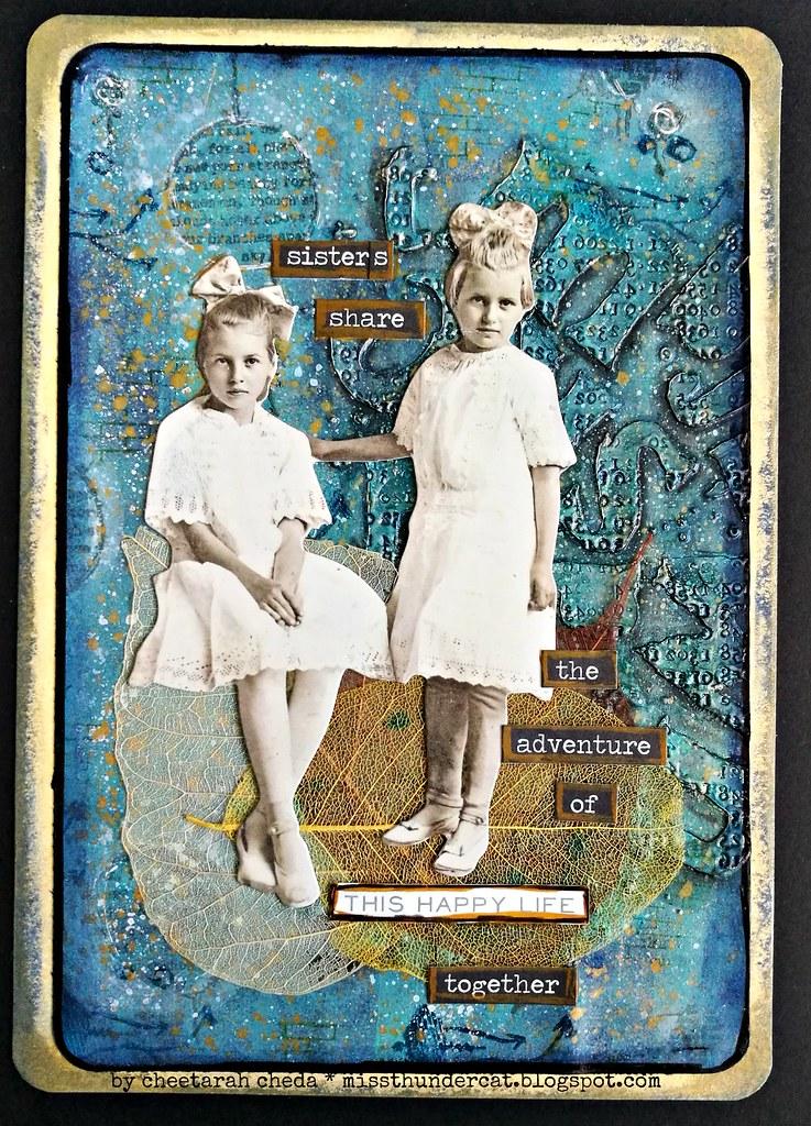Art Journal: Share the adventure