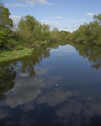 River Fuiske from Dromana gateway