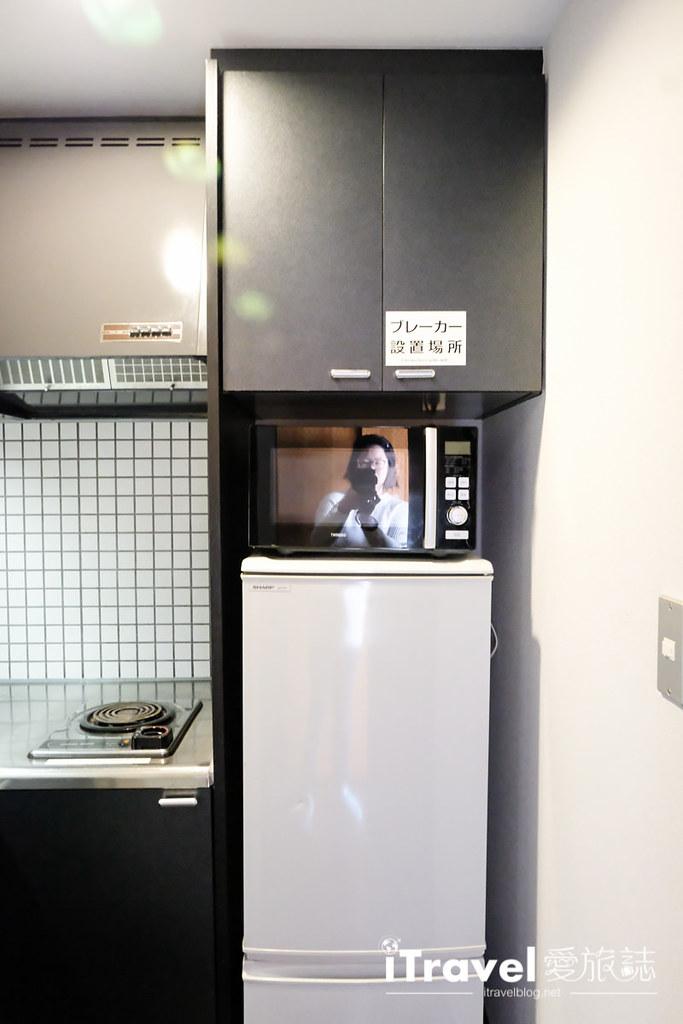 福冈饭店推荐 The Residential Suites Fukuoka (32)