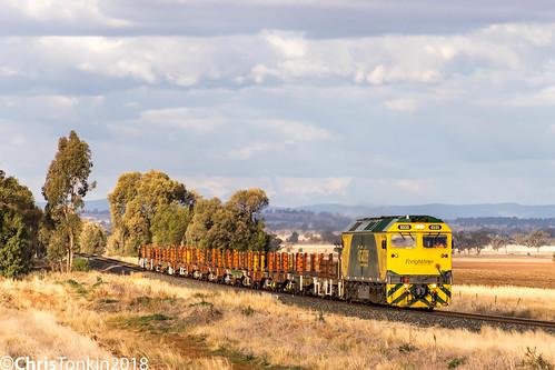 2M43N G535 Nelungaloo NSW 21-05-2018