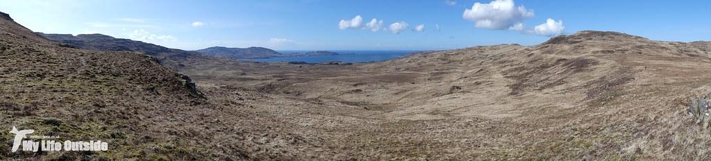 P1140330 - The Amphitheatre Walk, Isle of Mull