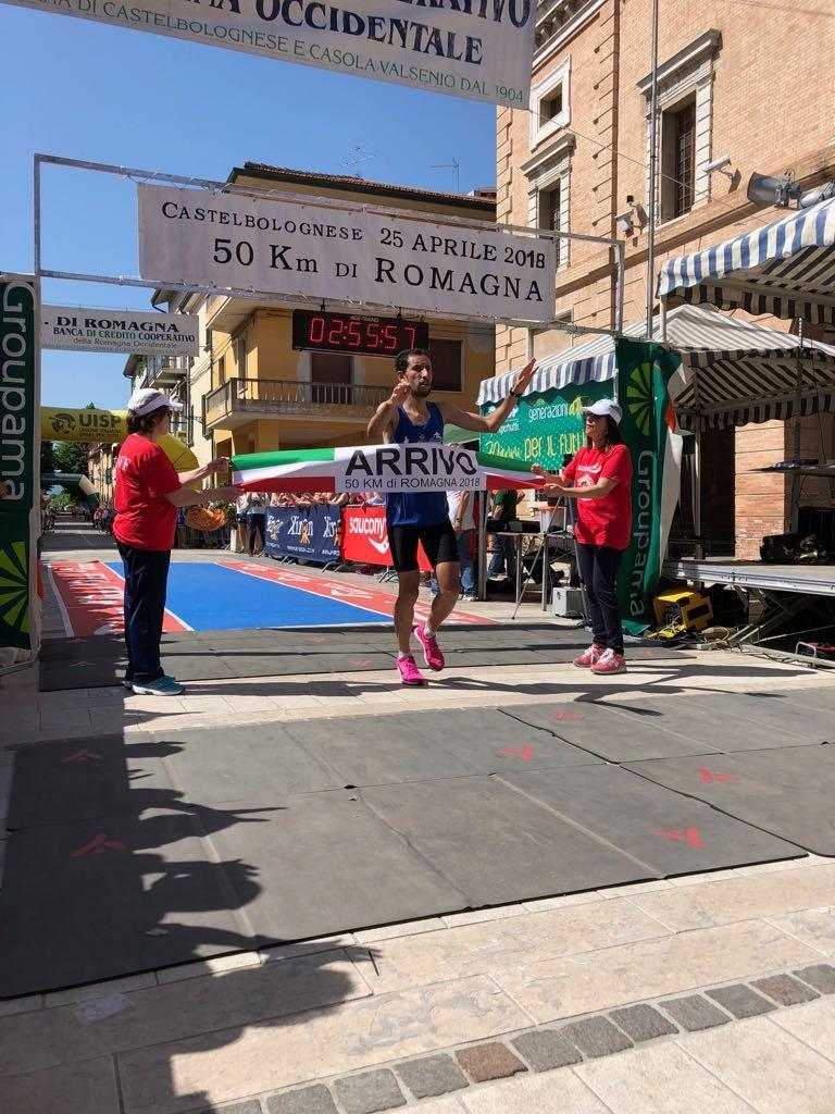 Grande successo per l'edizione 2018 della 50 Km di Romagna