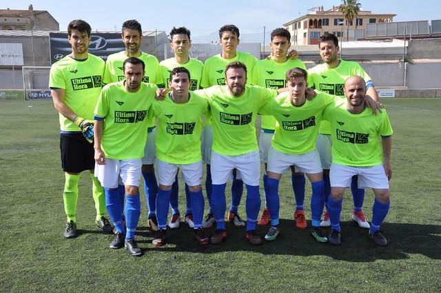 3ª Div.: Manacor 3 – 0 Santa Catalina Atº