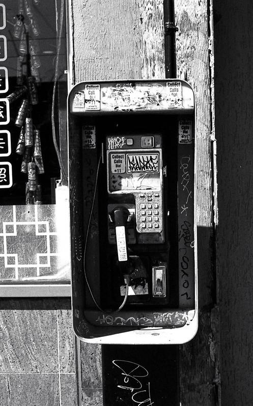 Rare Pay Phone_