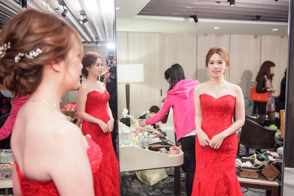 012台北五星級精品飯店婚禮拍攝